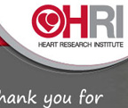 Heart Research Institute (HRI) enewsletter design and build